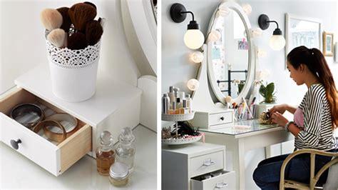 coiffeuse chambre 5 bonnes raisons d installer une coiffeuse dans la chambre