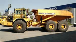 Volvo A40 Used Volvo A40 Articulated Dump Truck Adt Year 1997 For