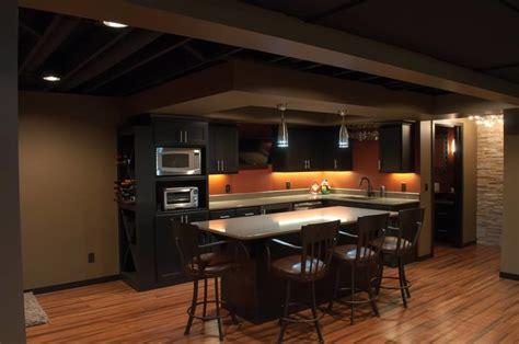 schubbe basement remodel traditional basement