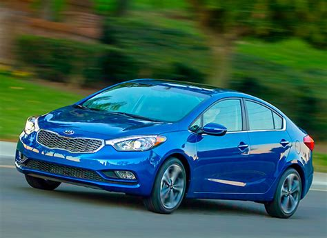 Consumer Reports Kia Forte Best Deals On Small Cars March 2015 Consumer Reports