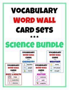 word wall cards template pyp ib unit of inquiry parent communication templates