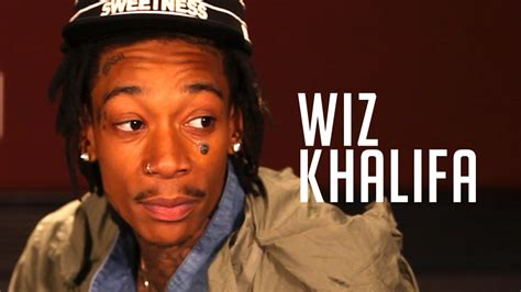 wiz khalifa face tattoo wiz khalifa shows new tattoos talks snoop s support