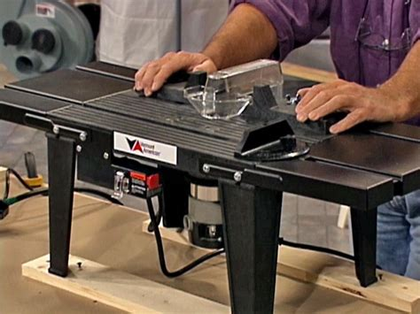 Ona Outer tips on using a router table diy