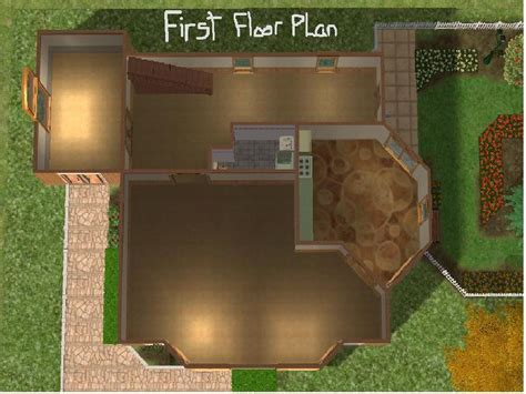 sims 3 small house plans sims 3 small house floor plans luxamcc