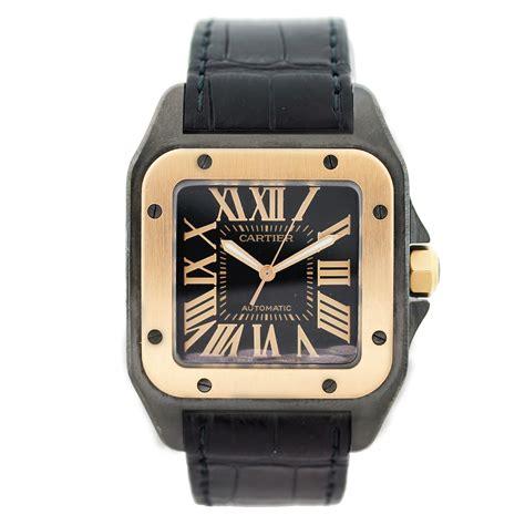 Cartier Santos 100xl cartier santos 100 xl w2020009 18k gold boca raton