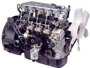 Isuzu Diesel Motor Walker Coach