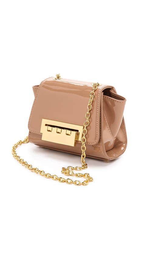 New Zac Posen Handbags by Zac Zac Posen Eartha Mini Cross Bag In Pink Lyst