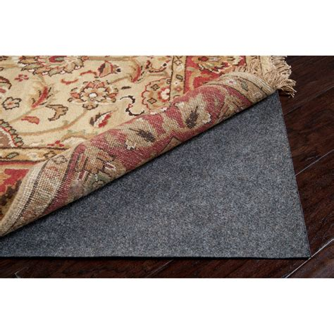 Best Rugs For Hardwood Floors by Best Rug Pads For Hardwood Floors Homesfeed