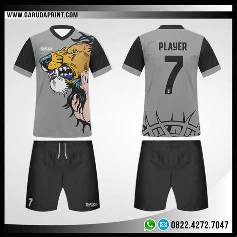 harga desain baju futsal desain baju futsal 76 lyon attack garuda print