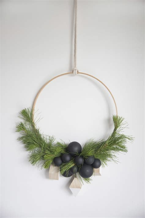 Weihnachtskranz Modern by 15 Unique Wreaths You Ll Glitter