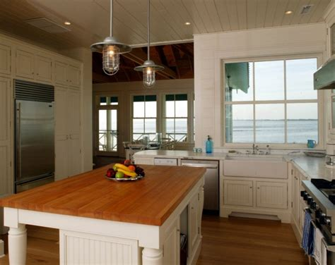 rustic pendants for a coastal carolina house