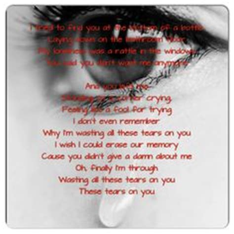 crying on the bathroom floor lyrics 1000 images about my bottle of tears on pinterest