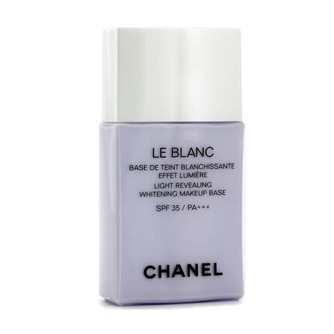 Whitening Spf 40 Pink chanel le blanc light revealing whitening makeup base spf 35 40 lilas the club