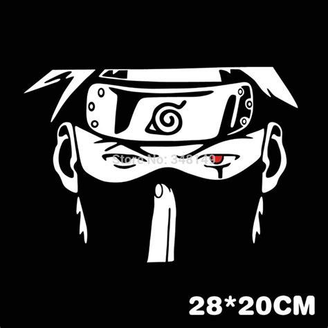 cool decals cool kakashi decal sticker