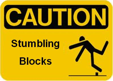 { Mormon Share } Stumbling Blocks 1 Nephi 14