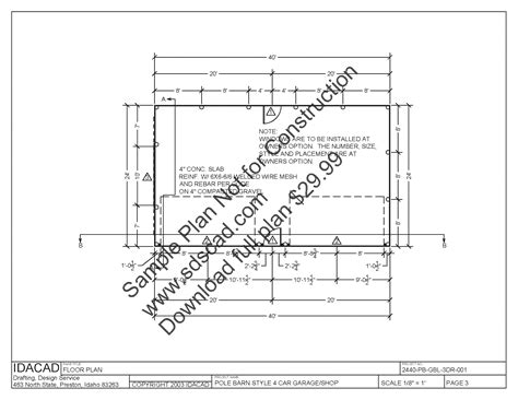 pole barn house plans free free pole barn plans sds plans