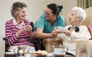 at home care staffing philosophy of care for with visual impairment