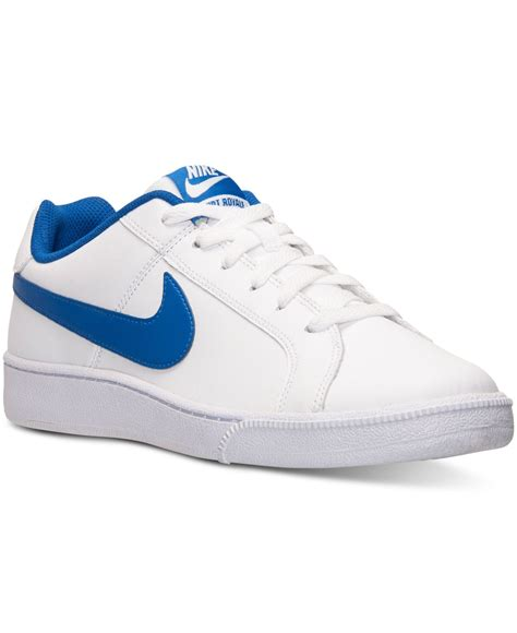 nike sneaker for lyst nike s court royale casual sneakers from finish