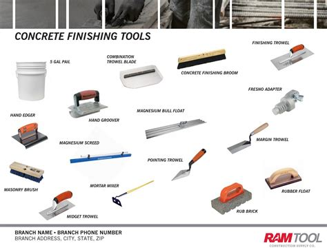concrete finishing tools concrete finishing tools by ram tool construction supply co issuu