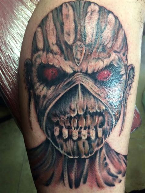 iron maiden tattoo designs 254 best images about eddie tattoos on rock