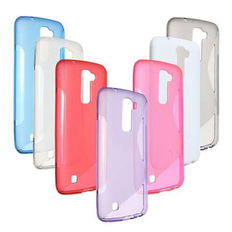 ultra slim translucent durable soft tpu back cover for lg k10 sale banggood sold out