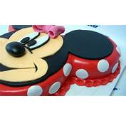 Mickey And Minnie Mouse Cake  Part 2 Of Dort 2č&225st