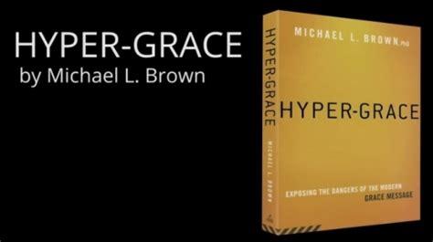 Buku Grace review buku hyper grace