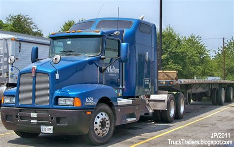 kenworth trailers image gallery kenworth tractor trailer