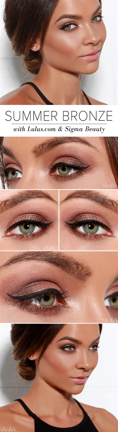 makeup tutorial you must put summer makeup tutorials you must see and copy fashionsy com