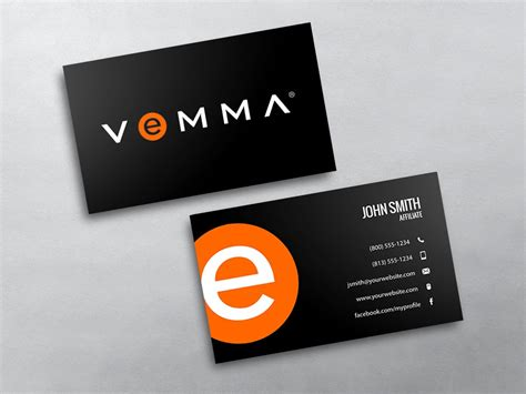 Vemma Business Card Template vemma business cards free shipping