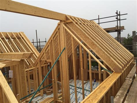 anatomy of roof framing rafters how to frame a roof with a ridge beam frame design