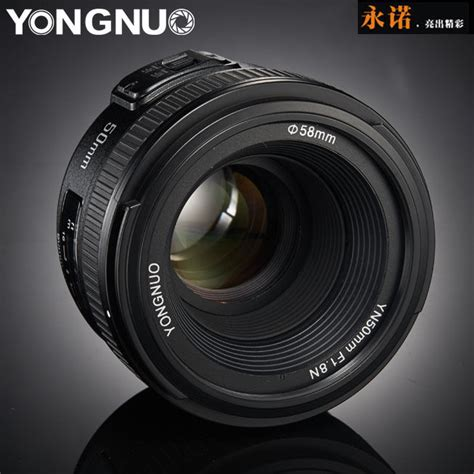 Lensa Yongnuo 50mm F1 8 For Nikon Auto Focus Diskon yongnuo yn 50mm f1 8 auto focus lens for nikon d5000 d5100 d5200 d5300 817211026152 ebay