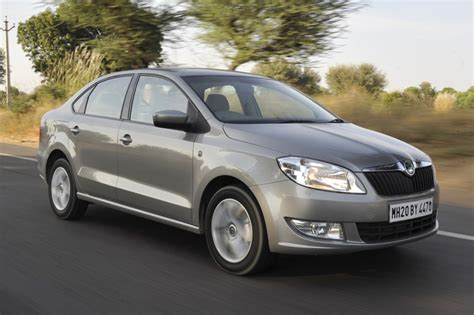 skoda rapid review skoda rapid review test drive autocar india