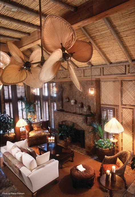 fanimation fans tropical living room sacramento by