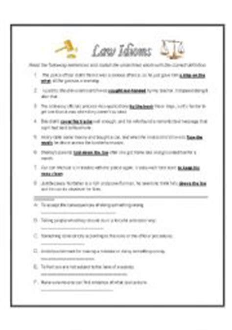 printable criminal justice worksheets criminal law worksheets lesupercoin printables worksheets