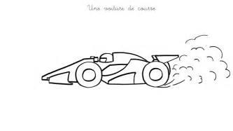 coloriage 224 imprimer une voiture de course