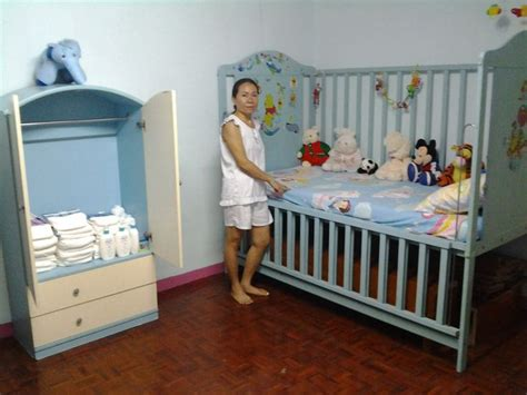 abdl mattie in his crib that sure is one nursery for a lucky abdl