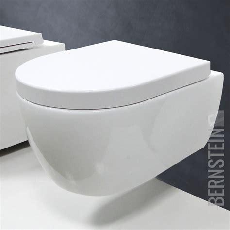 wc hersteller bernstein sp 220 lrandlos design wand h 228 nge wc toilette