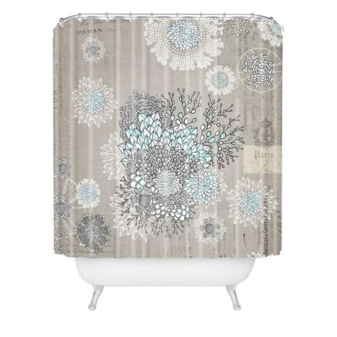 french blue curtains iveta abolina french blue shower curtain blue shower