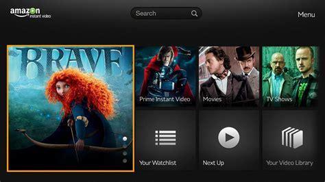 amazon instant video app hits google tv slashgear amazon instant video app hits google tv slashgear