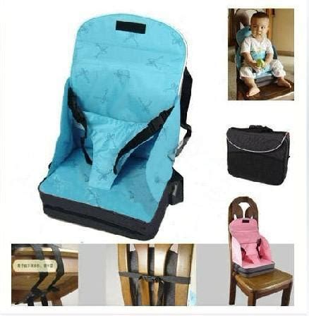 Portable Folding High Chair - baby toddler portable fold up safety high chair booster