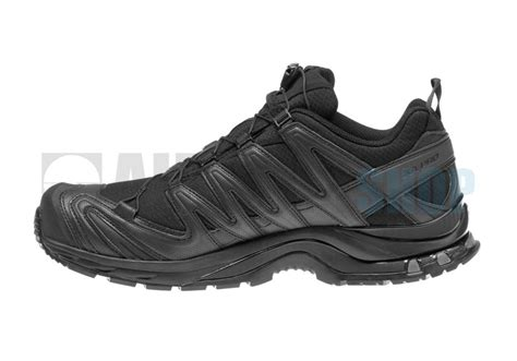 salomon xa pro 3d forces shoes black airsoftshop