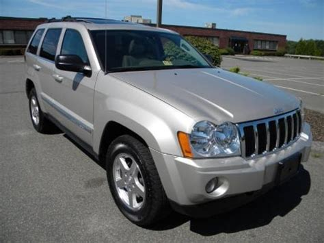 2007 Jeep Grand Specs 2007 Jeep Grand Limited Crd 4x4 Data Info And