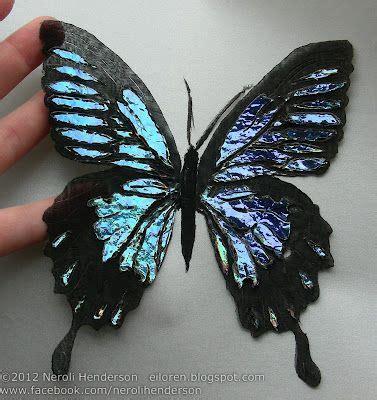 organza butterfly tutorial eiloren organza butterfly using a soldering iron on