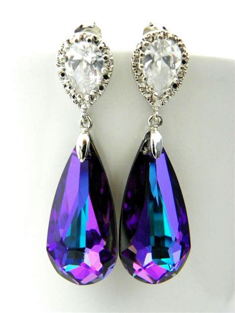 styles of swarovski earrings nationtrendz