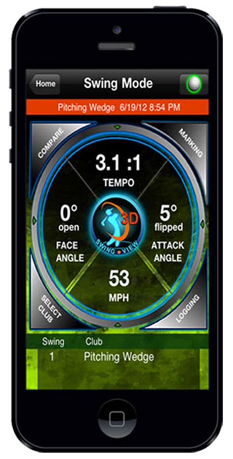 golf swing speed app android best golf swing analyzer for ios apple and android