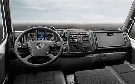 Unimog Cer Interior by 2014 Mercedes Unimog U 5023 Interior View Unimog