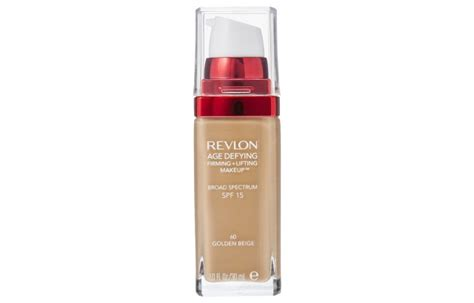 Revlon Age Defying Foundation revlon age defying firming lifting foundation review