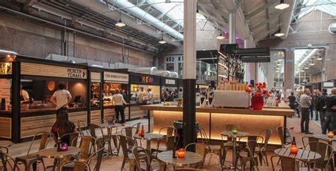 cafe design by gustav hallen initiatiefnemers van foodhallen amsterdam starten ook