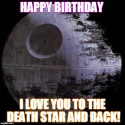 Star Wars Birthday Meme - star wars happy birthday funny www pixshark com images